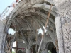 Thin shell concrete formwork