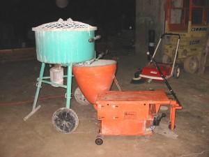 Quikspray Mixing Pump