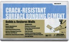 Surface Bonding Cement Crack Resistant
