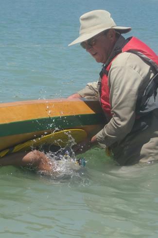 Herb Kayaking