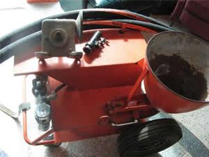 quikspray-concrete-pump
