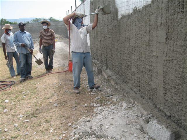 SCIP Construction- Stucco Sprayer VS. Stucco Pump VS. Dry ...