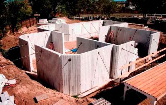 SCIP panel house