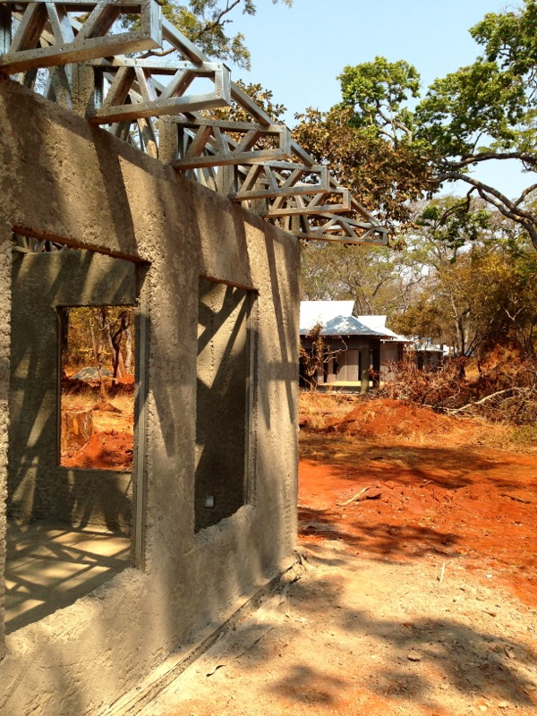 Insulated SCIP Panel Homes | Construction in Africa