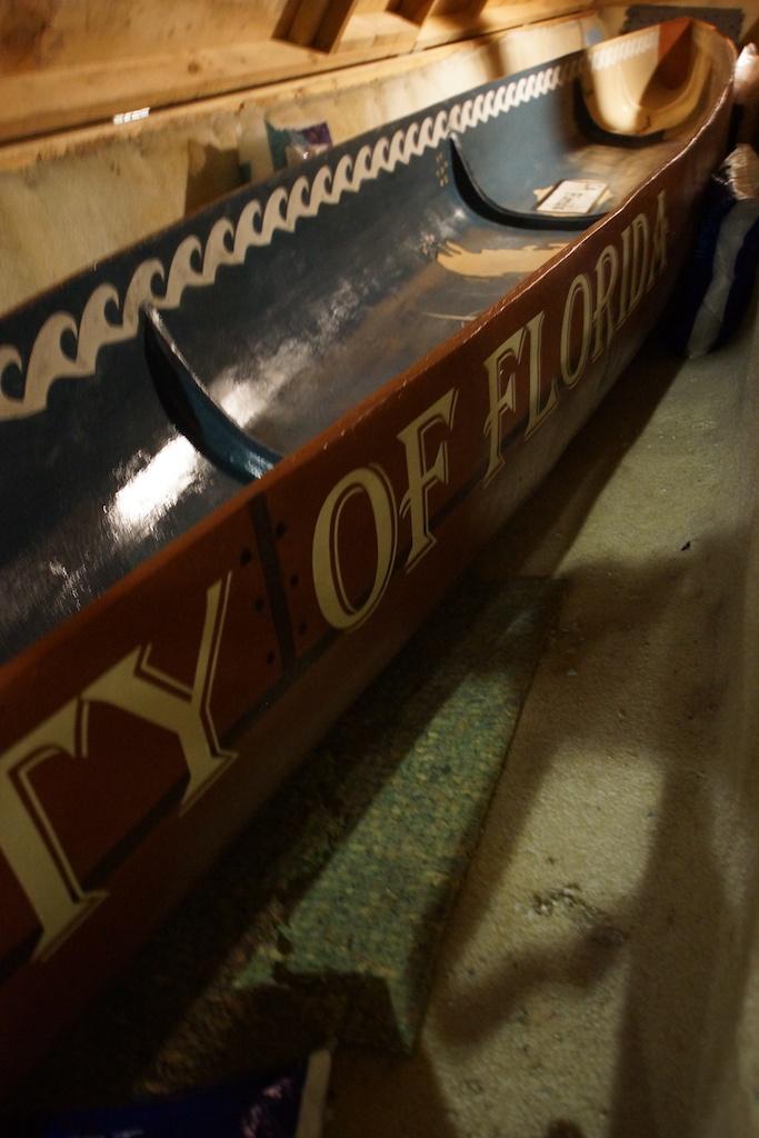 University of Florida Concrete Canoe photo 31
