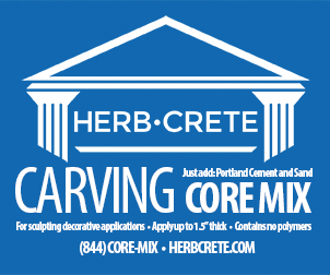HerbCrete Carving Core Mix