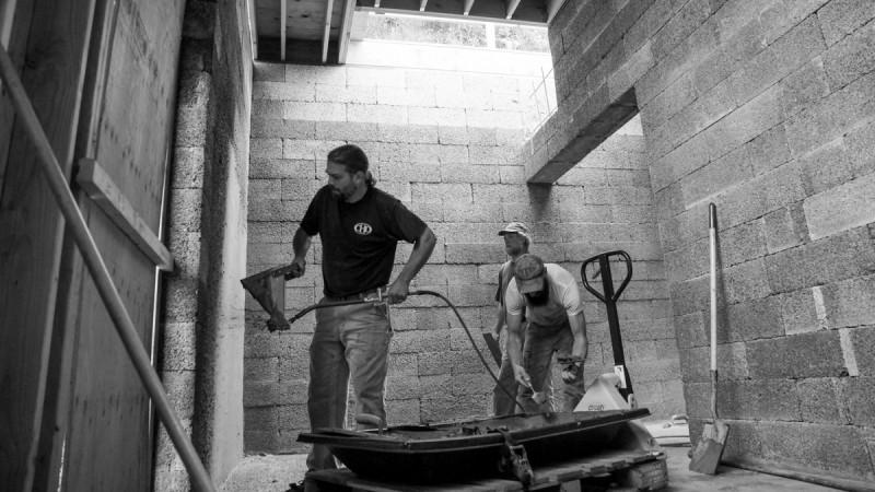 faswall yachats brewing construction 3