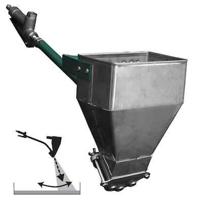 3JD-100 gfrc concrete countertop sprayer